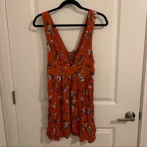 Forever 21 - Dress (Orange)